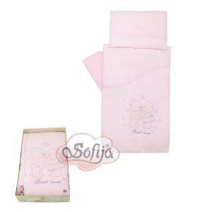 sofija-komplet-5-dijelova-posteljina-calusek-rozi