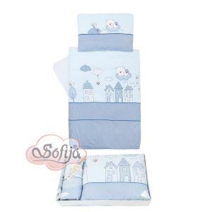 sofija-set-krevetnine-5-dijelova-muffi-plavi