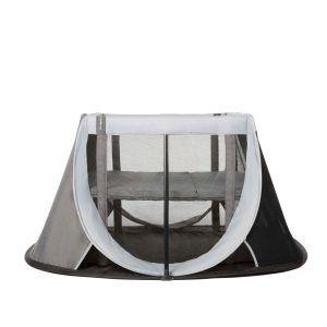 AeroMoov instant putni krevetić boja bijeli siva