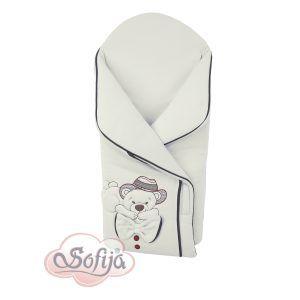 Sofija jastuk za iznošenje Gracjan bijelo krem