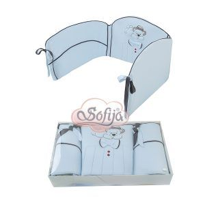 Sofija zaštitna ogradica Gracjan plava