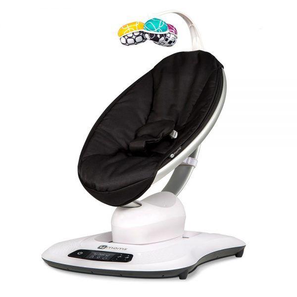 MamaRoo 4moms njihaljka ljuljačka za bebe Black