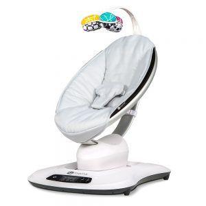 MamaRoo 4moms njihaljka ljuljačka za bebe Grey