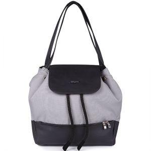 1501-03 BabyOno torba za mamu UPTOWN siva a