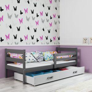 Dječji krevet BMS Eryk grafit za jedno dijete naslovna