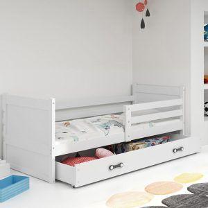 Dječji krevet BMS RICO bijeli naslovna