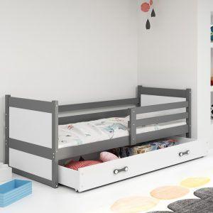 Dječji krevet BMS RICO grafit naslovna
