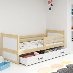 Dječji krevet BMS RICO pine naslovna