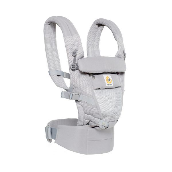 Nosiljka Ergobaby Adapt Cool air grey a