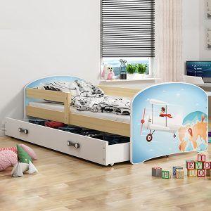 Dječji krevet BMS LUKI pine naslovna