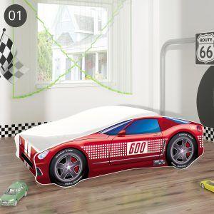 ACMA dječji krevet CAR auto 01