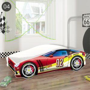 ACMA dječji krevet CAR auto 04