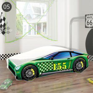 ACMA dječji krevet CAR auto 05