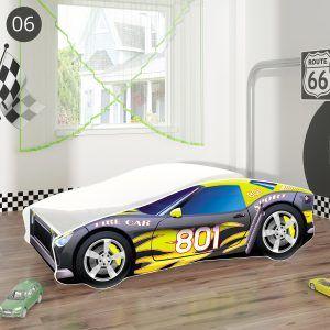 ACMA dječji krevet CAR auto 06