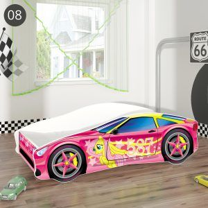 ACMA dječji krevet CAR auto 08