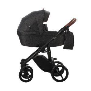 Dječja kolica Bebetto Luca 2018 za bebe boja 01 CZA