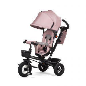 Dječji tricikl Kinderkrat AVEO rozi (1)