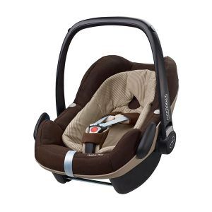 Maxi-Cosi Pebble Plus autosjedalica Earth Brown