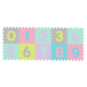 274_02 BabyOno spužvaste puzzle 10kom