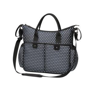 1423_07 BabyOno torba SO CITY! black-white b