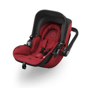 Dječja autosjedalica Kiddy Evolution Pro2 ruby red