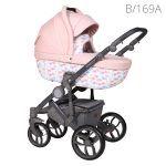 Dječja Kolica Baby Merc Bebello B-169A