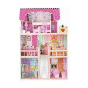 4109 Drvena kuća za lutke Ecotoys Raspberry Residence 2 04