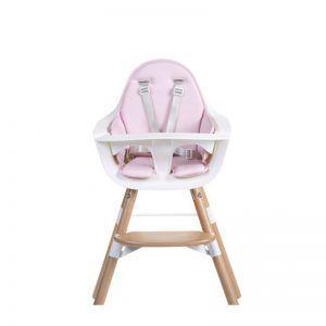 Childhome Evolu 2 umetak za dječju hranilicu neoprene old pink