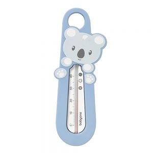 BabyOno Termometar za kupku Koala plavi 01