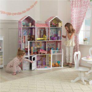 Dječja drvena kuća za lutke Country Estate 11