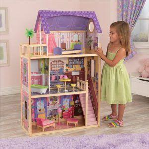 Dječja drvena kuća za lutke Kayla 05