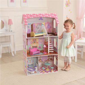 Dječja drvena kuća za lutke Penelope 06