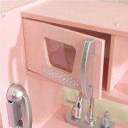 Dječja kuhinja Vintage Play Kitchen - Pink 03