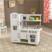 Dječja kuhinja Vintage Play Kitchen - White 05