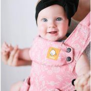 BABY TULA nosiljka Explore platnena bloom TBCA6F53 03