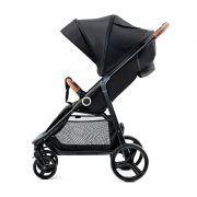 Dječja kolica Kinderkraft GRANDE sportska kolica boja crna (2)