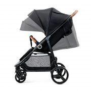 Dječja kolica Kinderkraft GRANDE sportska kolica boja crna (5)