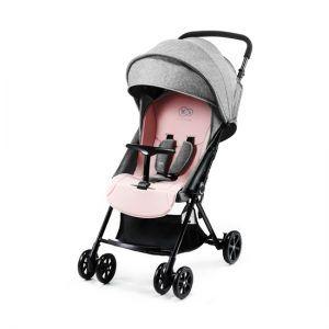 Dječja kolica Kinderkraft LITE UP - roza 02