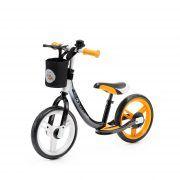 Dječji balansirajući bicikl bez pedala Kinderkraft Space narančasti 04
