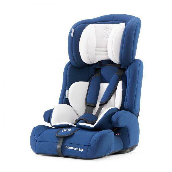 Autosjedalica Kinderkraft COMFORT UP, 9-36 kg, grupe 1, 2, 3, plava 04