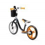 Dječji balansirajući bicikl bez pedala Kinderkraft Space narančasti 02