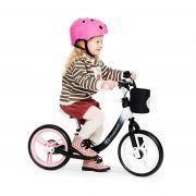 Dječji balansirajući bicikl bez pedala Kinderkraft Space narančasti 07