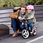 Dječji balansirajući bicikl bez pedala Kinderkraft Space crni 07