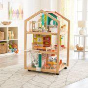 Dječja drvena kuća za lutke So Stylish Mansion 02
