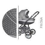 Dječja kolica Baby Merc Faster 3 Style 26a