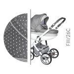 Dječja kolica Baby Merc Faster 3 Style 26c