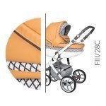 Dječja kolica Baby Merc Faster 3 Style 28c