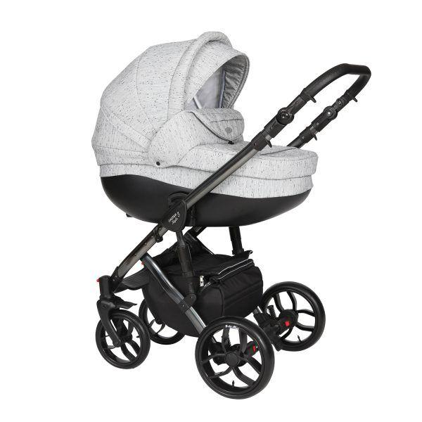 Dječja kolica Baby Merc Faster 3 Style LIMITED EDITION L87