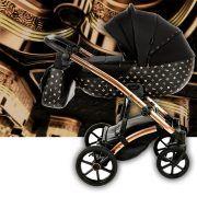 Dječja kolica TAKO LARET IMPERIAL boja 04 crna 06