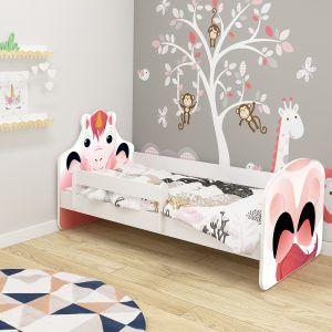 Dječji krevet ACMA, ANIMALS jednorog